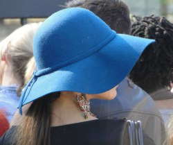 The Many Hats of Fashion Week