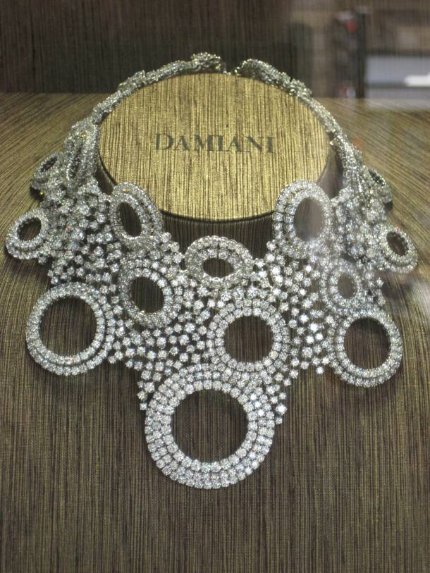 Damiani Diamond Necklace