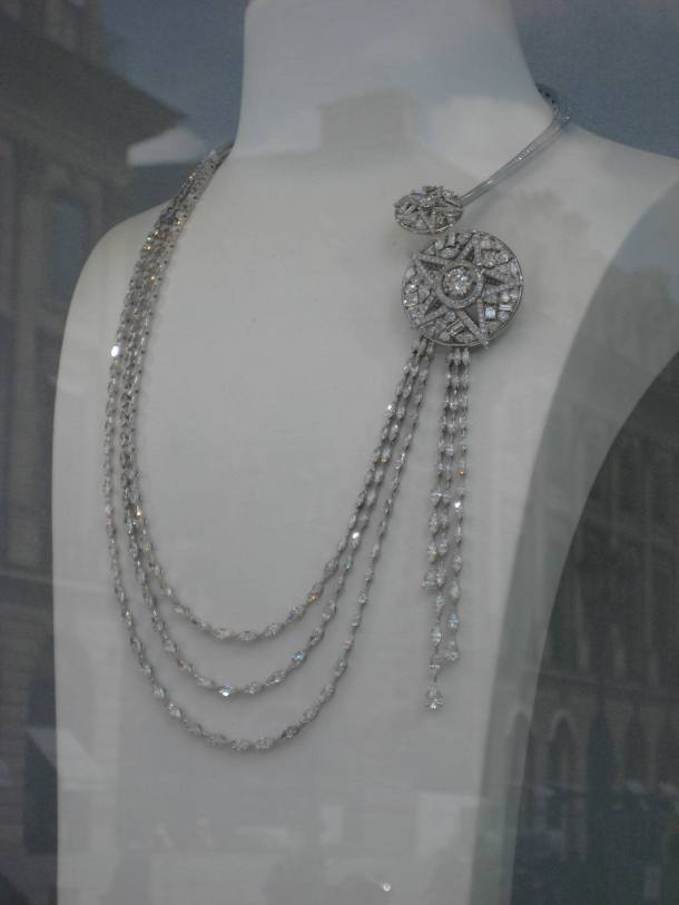 Diamond Necklace at Boucheron