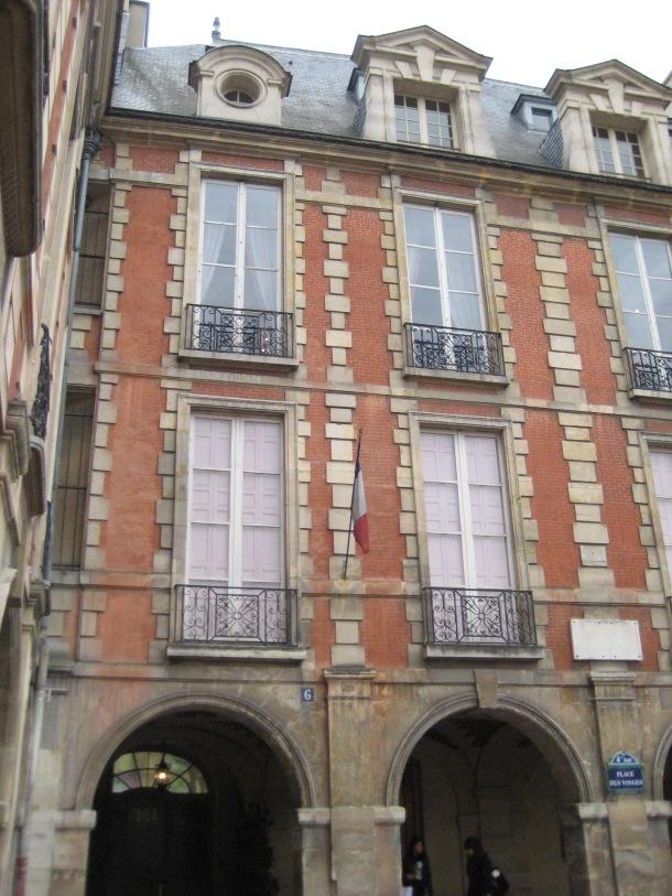 Victor Hugo's House