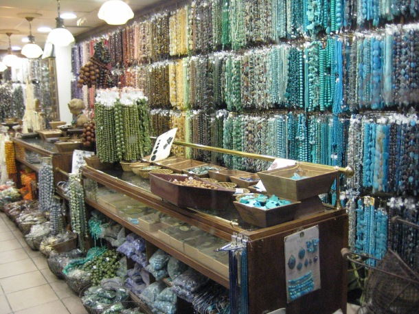 Wholesale Beads on Rue du Temple
