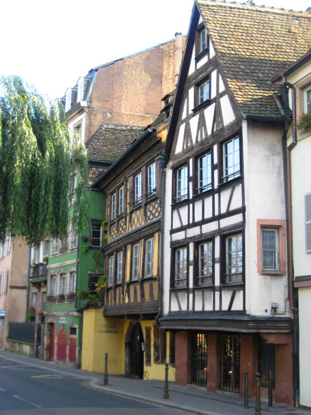 Shops in Strasbourg