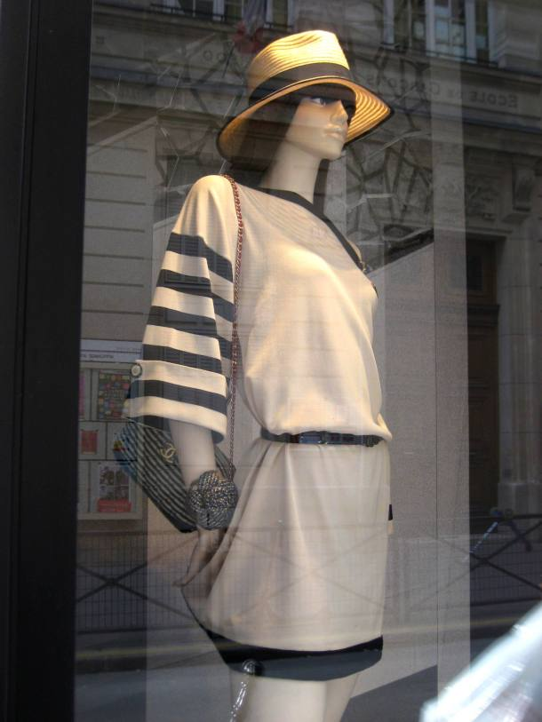 Chanel Window Shopping