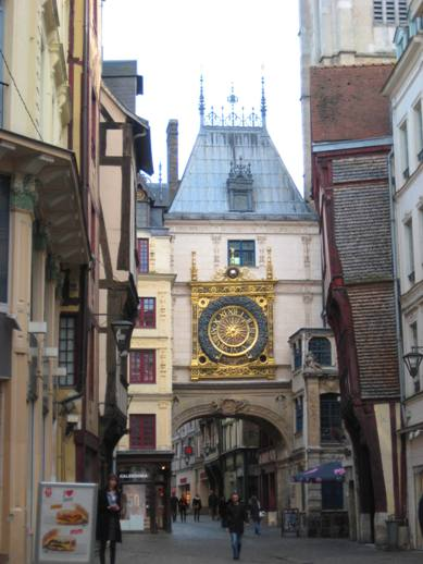 Rouen Horloge