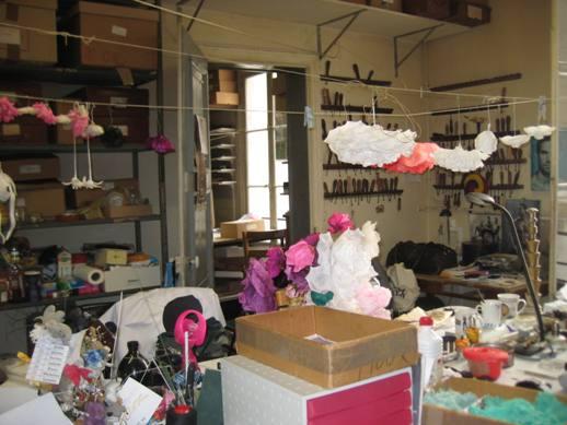 Legeron workroom